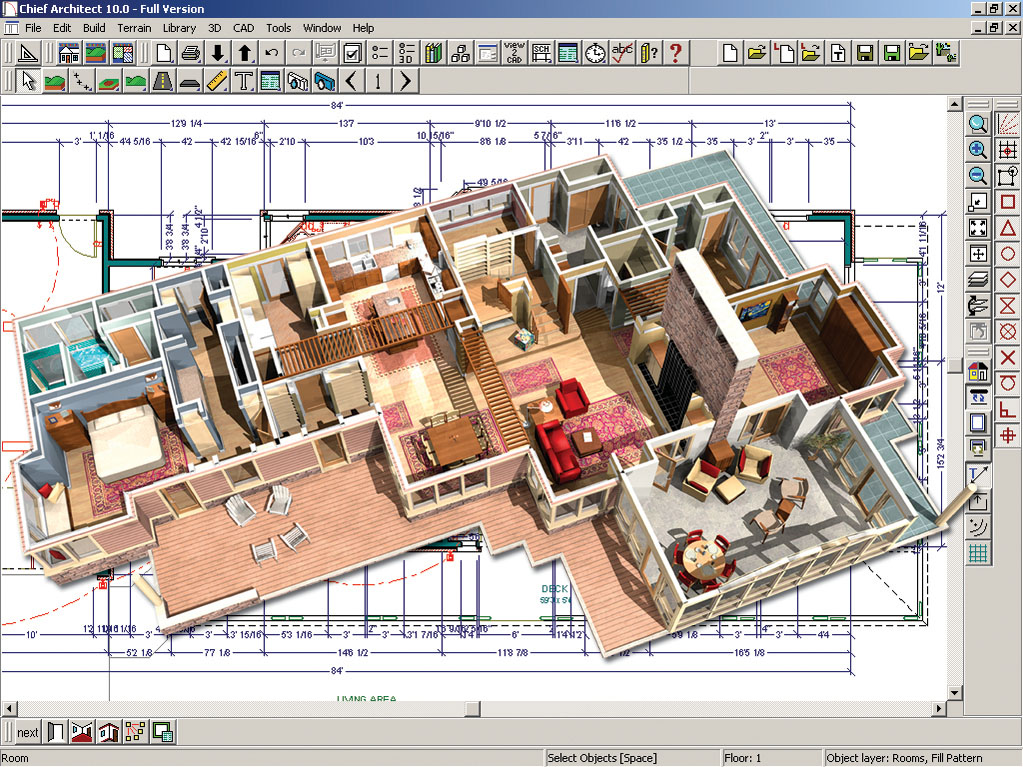 Plan Design: plan your house 3d